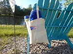 Ohio/South Carolina Flag Tote